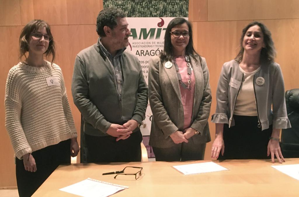 Foto firma convenio INTERGIA-AMIT