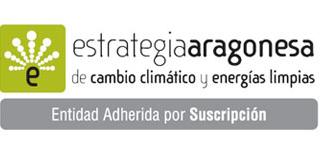 Entidad adherida a la Estrategia Aragonesa de Cambio Climático y Energia Limpia