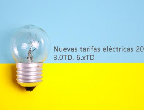 Nuevas tarifas eléctricas 2021: consumidores con potencia contratada mayor a 15 kW (perfil industrial)