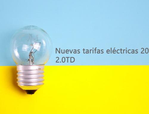 Nuevas tarifas eléctricas 2021: consumidores con potencia contratada hasta 15 kW (perfil residencial y PYMEs)