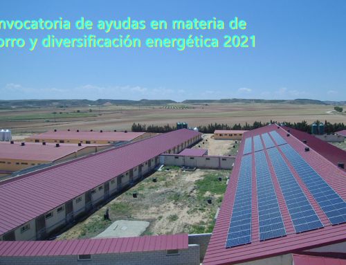 The call for grants for energy saving and diversification in Aragon has been published